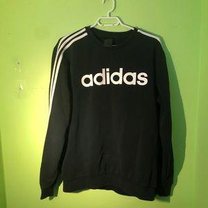 Adidas Logo Long Sleeve Sweatshirt